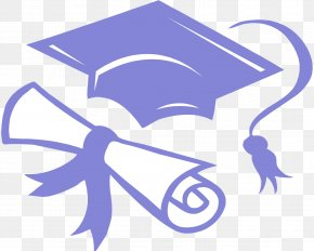 Graduate - Graduation Ceremony Symbol Square Academic Cap Clip Art PNG