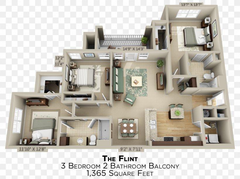 Studio Apartment House Floor Plan