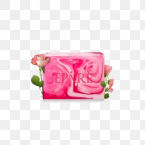 Yi Paer Khan Rose Oil Soap Handmade Soap Woman - Beach Rose Garden Roses Soap Essential Oil PNG