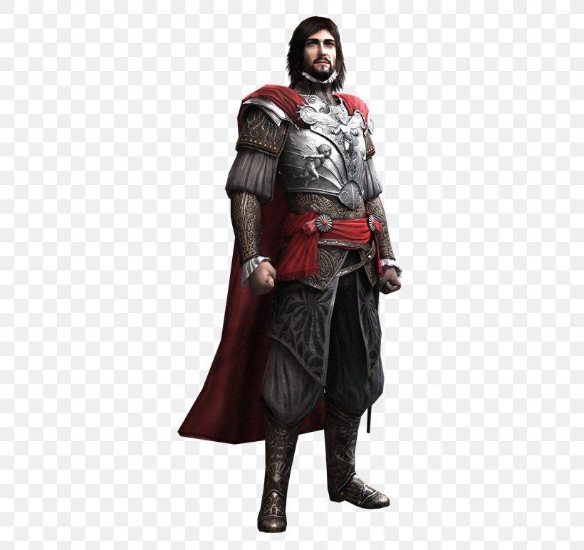 Cesare Borgia Assassin's Creed: Brotherhood Assassin's Creed III Assassin's Creed: Embers, PNG, 328x773px, Cesare Borgia, Action Figure, Armour, Assassins, Concept Art Download Free
