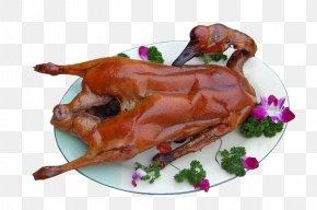 Roast Goose - Roast Goose Char Siu Duck Cantonese Cuisine PNG