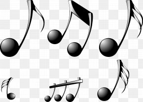 Musical Note - Musical Note Staff Clip Art PNG