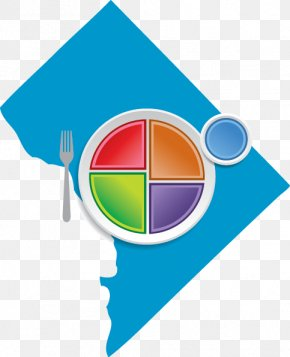 District Of Columbia - MyPlate Food Pyramid Serving Size Health PNG