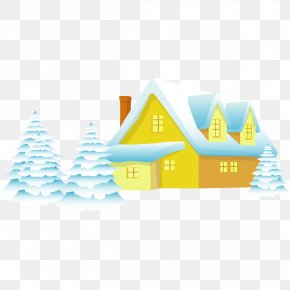 Snow House - Snow Download Euclidean Vector PNG