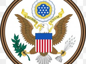 United States - Great Seal Of The United States Federal Government Of The United States E Pluribus Unum President Of The United States PNG