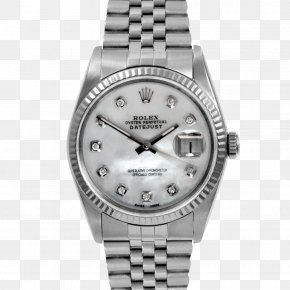 Metal Bezel - Rolex Datejust Rolex Daytona Automatic Watch PNG