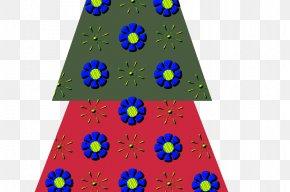 Vector Christmas Tree - Santa Claus Christmas Tree Christmas Day Blue Christmas Gift PNG