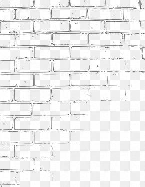 -drawn Cartoon Of A Wall - Wall Brick Icon PNG