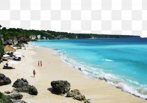 Bali Dream Beach - Kuta Jimbaran Uluwatu Temple Dreamland Beach Bukit Peninsula PNG