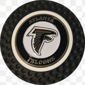 Atlanta Falcons - Emblem Badge Wheel Brand PNG