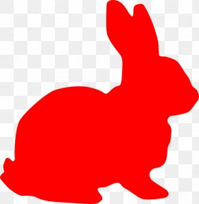 Silouette Images - Hare Easter Bunny Holland Lop Rabbit Clip Art PNG