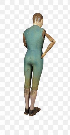 Mannequin - Shoulder Arm Wetsuit Joint Neck PNG