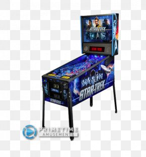 Pro Pinball - The Pinball Arcade Stern Electronics, Inc. Star Trek Arcade Game PNG