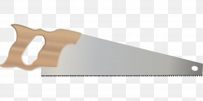 Hand Saw Picture - Kitchen Knife Tool Weapon PNG