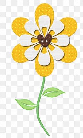 Flower - Cut Flowers Floral Design Plant Stem Yellow PNG