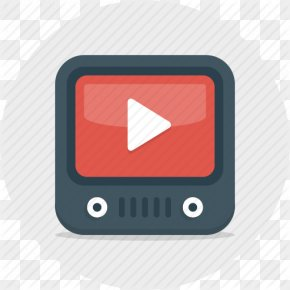 Youtube Video Player Icon - YouTube Download Clip Art PNG