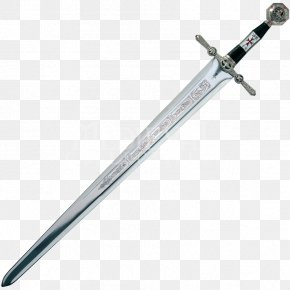 Knight Sword Free Download - Knightly Sword Crusades Blade PNG