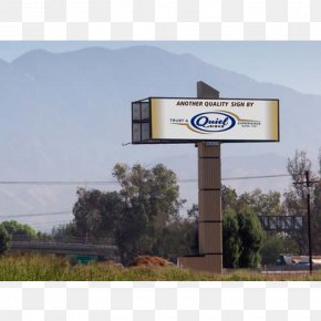 Billboard - Digital Billboard Advertising Signage PNG