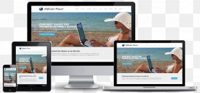 Internet Service Provider - Laptop Responsive Web Design Tablet Computers Smartphone PNG