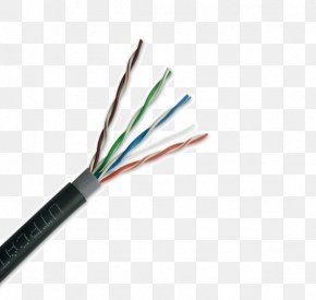 Category 5 Cable - Network Cables Category 5 Cable Category 6 Cable Twisted Pair Electrical Cable PNG