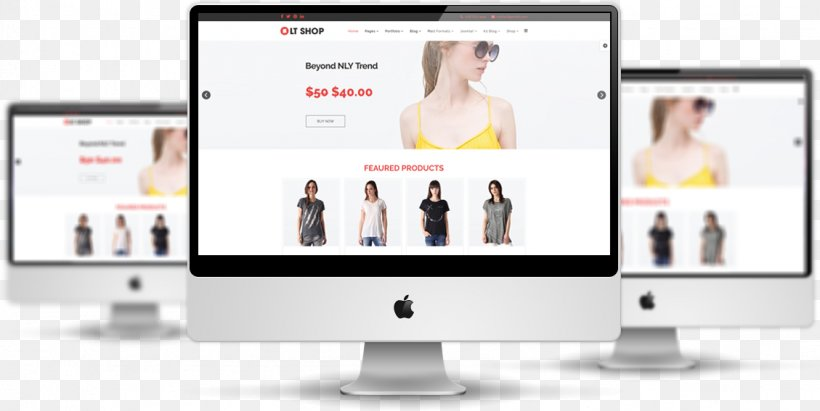 Responsive Web Design Web Development Mockup Web Template Png