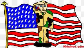 Military America Cliparts - United States American Soldier Clip Art PNG