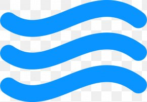 Wave Water - Drinking Water Clip Art PNG