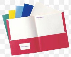 Folders - Paper File Folders Presentation Folder Notebook Clip Art PNG