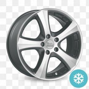 Car - Alloy Wheel Car Peugeot 206 Tire Rim PNG