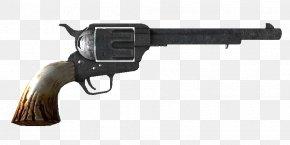Handgun - Colt Single Action Army Firearm Pistol Airsoft Guns Revolver PNG