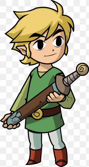 The Legend Of Zelda - The Legend Of Zelda: The Minish Cap The Legend Of Zelda: Ocarina Of Time Zelda II: The Adventure Of Link The Legend Of Zelda: The Wind Waker PNG