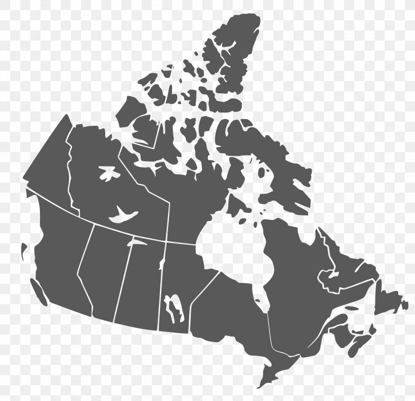 Provinces And Territories Of Canada Map Flag Of Canada Png