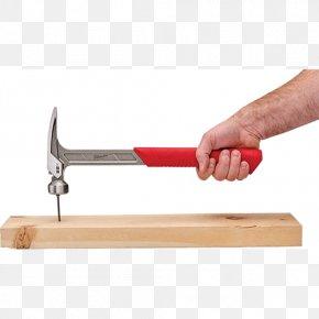 Hammer - Framing Hammer Hand Tool Trowel PNG