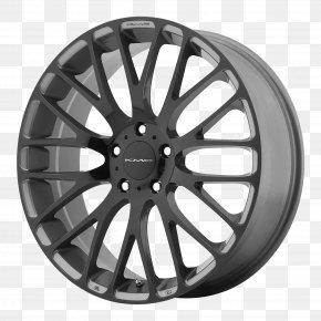 Wheel Rim - Custom Wheel Car Rim Tire PNG