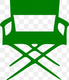 Chair - Director's Chair Film Director Table Clip Art PNG