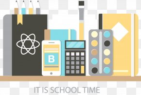 School Supplies - Euclidean Vector Learning PNG