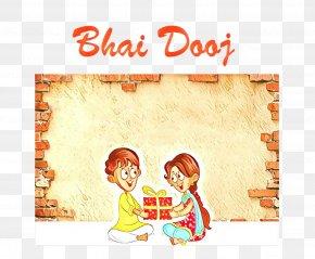 Greeting Card Child - Diwali Greeting Card PNG