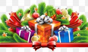 Christmas Candy - Christmas Gift Christmas Gift Clip Art PNG