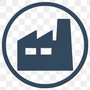 Factory Icon - Royalty-free Stock Photography PNG