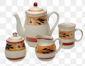 Tea Set - Tea Set PNG