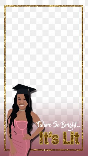 Snapchat Wallpaper Graduation Ceremony - Graduation Ceremony Diploma Graduate University Undergraduate Education PNG