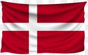 Shriveled - National Flag Flag Of Denmark PNG