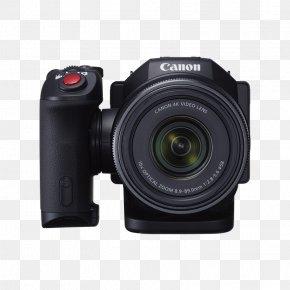 Camera - Canon EOS Canon XC10 4K Resolution Camcorder PNG