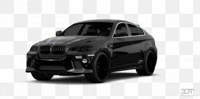 Car - Tire Luxury Vehicle BMW X6 Car Sport Utility Vehicle PNG