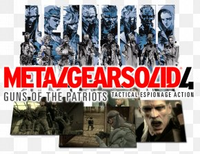 Metal Gear Solid Portable Ops - Hideo Kojima Metal Gear Solid: Portable Ops Metal Gear Solid 4: Guns Of The Patriots Community Thread PNG