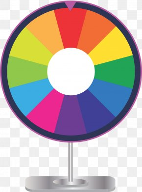 Wheel Of Dharma - Spin To Win Spin Wheel Fortune Prize Clip Art PNG
