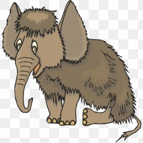 Elephant - African Elephant Whiskers Indian Elephant Clip Art PNG