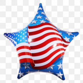 American Flag - Flag Of The United States American Revolution Balloon Star PNG