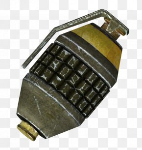 Grenade - Fallout: New Vegas Fallout 2 Fallout 4 Operation: Anchorage Fallout 3 PNG