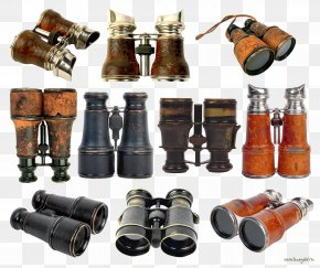 Binoculars - Binoculars Small Telescope Opera Glasses Photography PNG